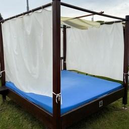Family Bed - Outside garden zone 10.8.2020