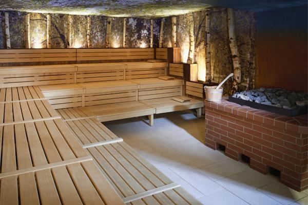 Březová sauna